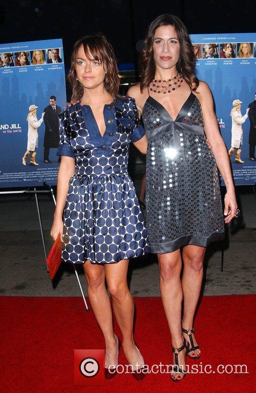 Taryn Manning and Vanessa Parise 2
