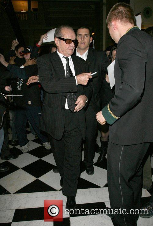 Jack Nicholson 23