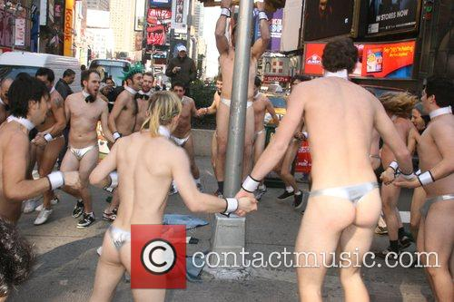 MTV, Chris Pontius, Jackass, Times Square
