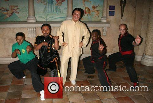 Daniel Espinosa, Raul Ortiz, Sharif Bey and Kim...