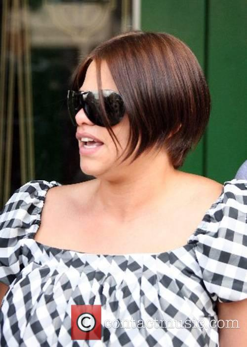 Jade Goody appears at Chelmsford Magistrates court as...