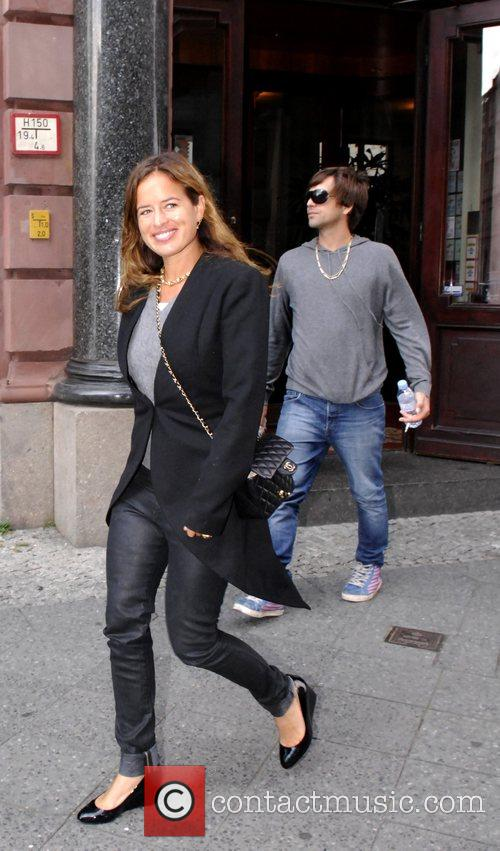 Jade Jagger and Dan Williams been dinning at...