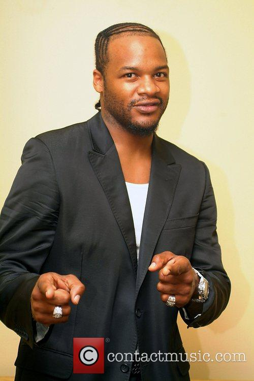 Recording artist Jaheim performs in concert at the...