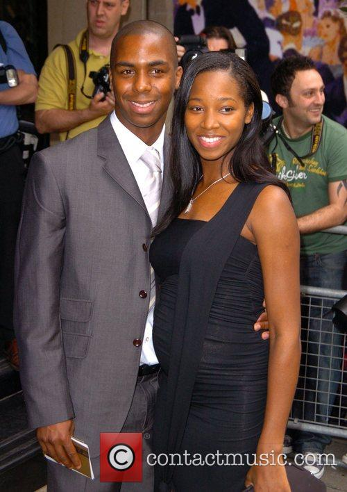 Jamelia and Ivor Novello Awards 3