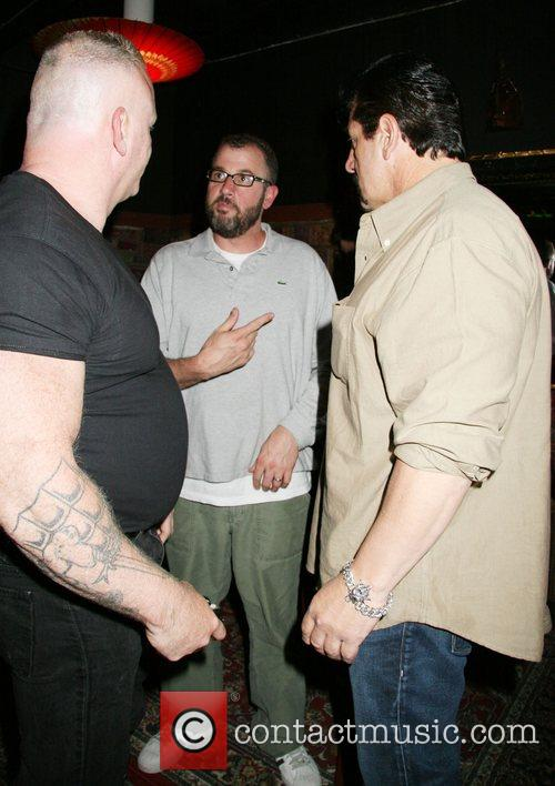 James Frey and Bodyguards controversial author James Frey...