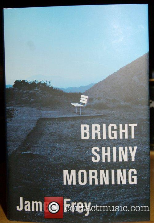Bright Shiny Morning book controversial author James Frey...