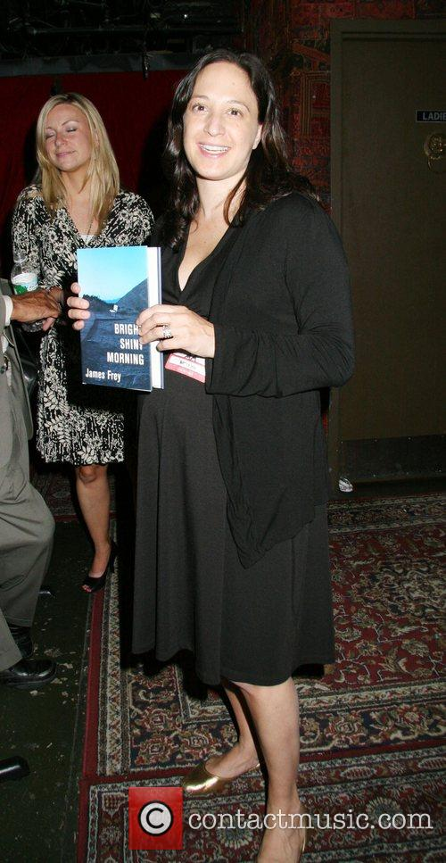 Maya Frey and James Frey 2