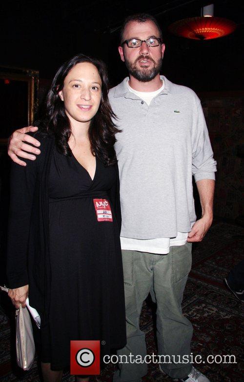 Maya Frey and James Frey 3