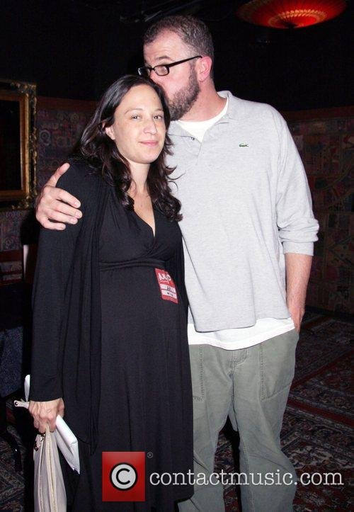 Maya Frey and James Frey