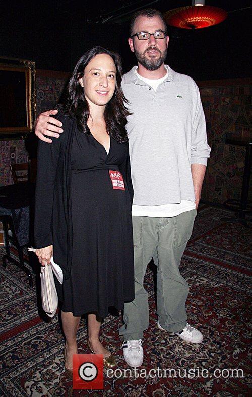 Maya Frey and James Frey 6