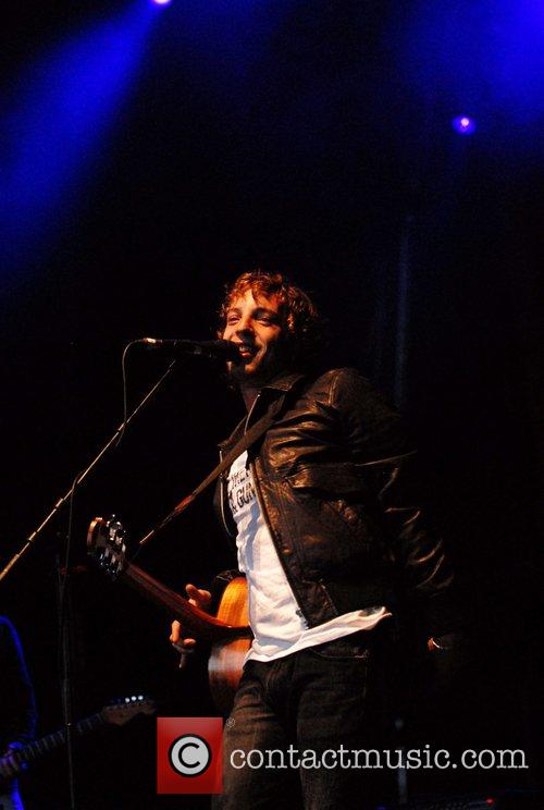 James Morrison performing live at the Tower of...