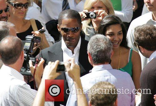Jamie Foxx, Star On The Hollywood Walk Of Fame