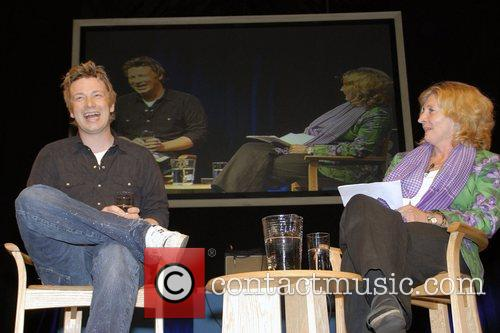 The Guardian Hay Festival 2008 - Jamie Oliver...