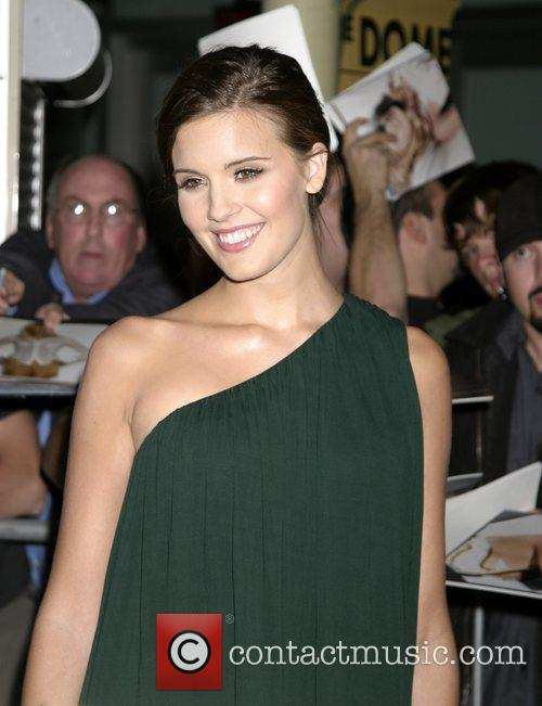 Maggie Grace Los Angeles film premiere of 'The...