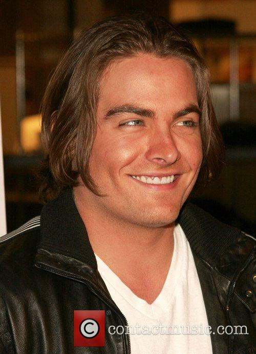 Kevin Zegers Los Angeles film premiere of 'The...