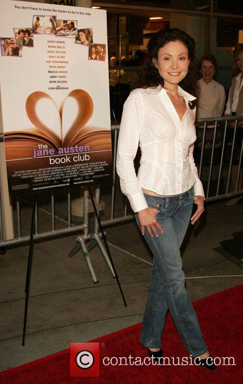 Reiko Aylesworth Los Angeles film premiere of 'The...