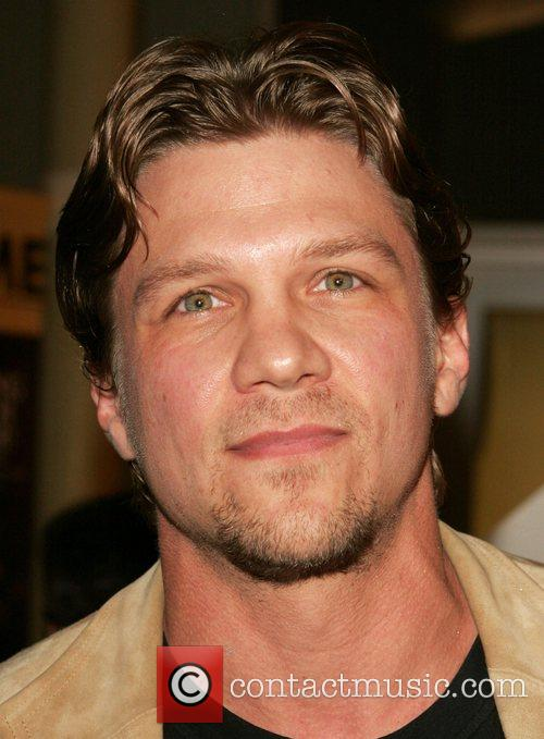 Marc Blucas Los Angeles film premiere of 'The...