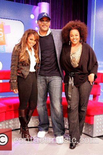 Janet Jackson and Tyler Perry 10