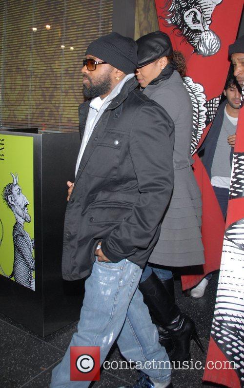 Jermaine Dupri and Janet Jackson 2