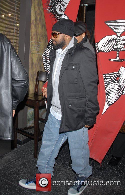 Jermaine Dupri and Janet Jackson 5