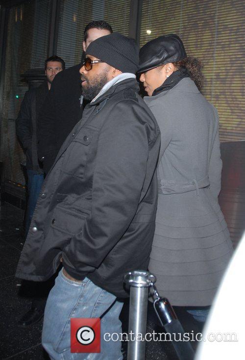 Jermaine Dupri and Janet Jackson 4