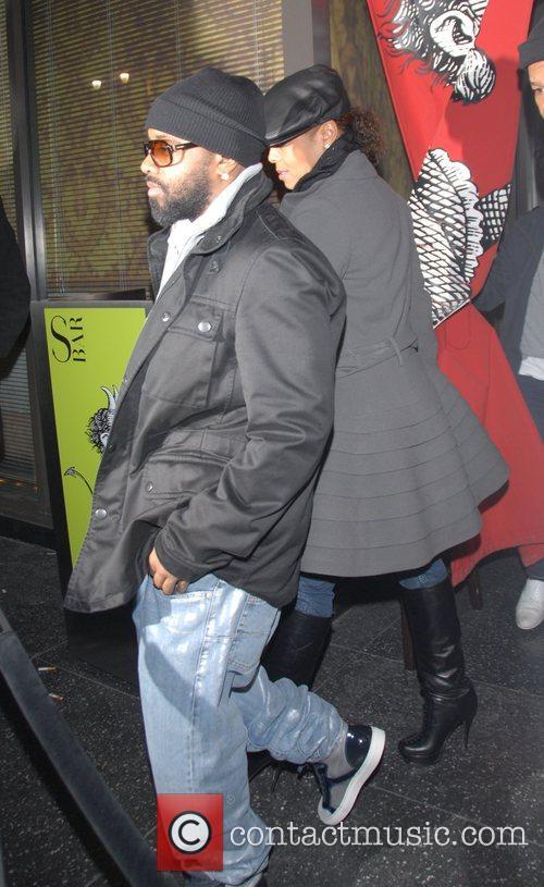 Jermaine Dupri and Janet Jackson 3