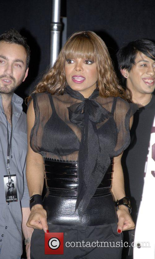 Janet Jackson and Virgin 10