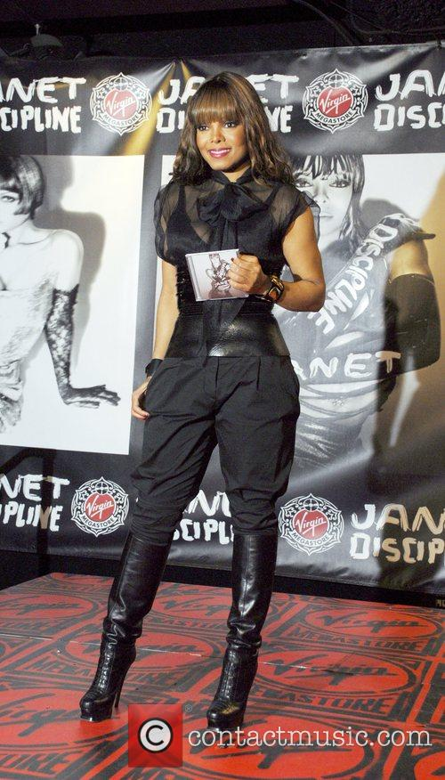Janet Jackson and Virgin 2