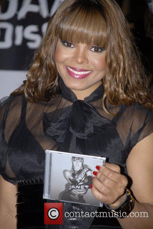 Janet Jackson and Virgin 3