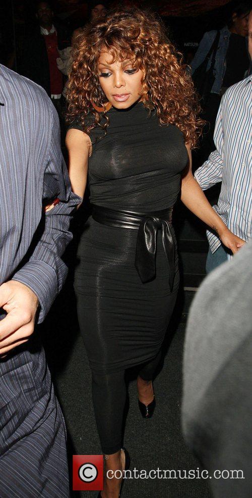 Janet Jackson 8