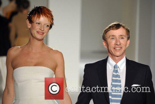 Olivia Inge and Jasper Conran London Fashion Week...