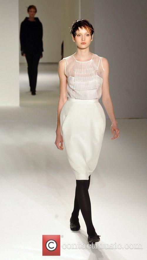 Olivia Inge London Fashion Week Autumn/Winter 2008 -...