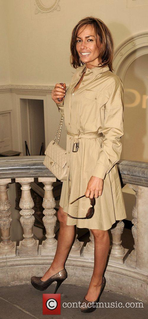 Tara Palmer Tompkinson London Fashion Week Autumn/Winter 2008...