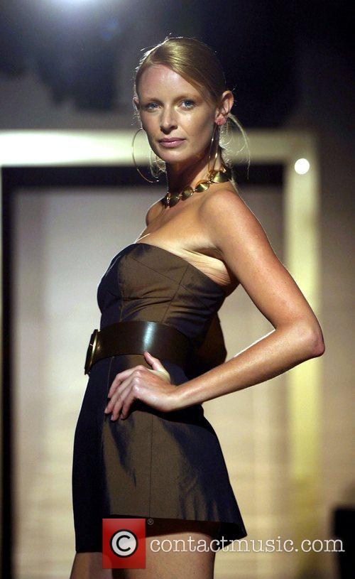 Model London Fashion Week Spring/Summer 2008 - Jasper...