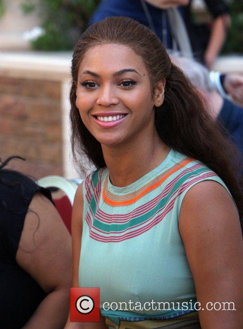 Beyonce Knowles and Las Vegas 11