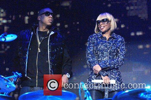 Mary J Blige and Jay-Z 12