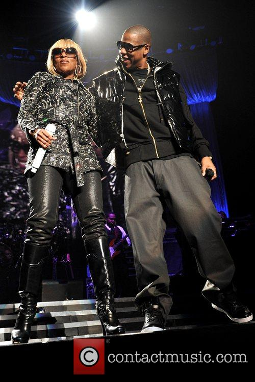 Mary J Blige and Jay-z 8