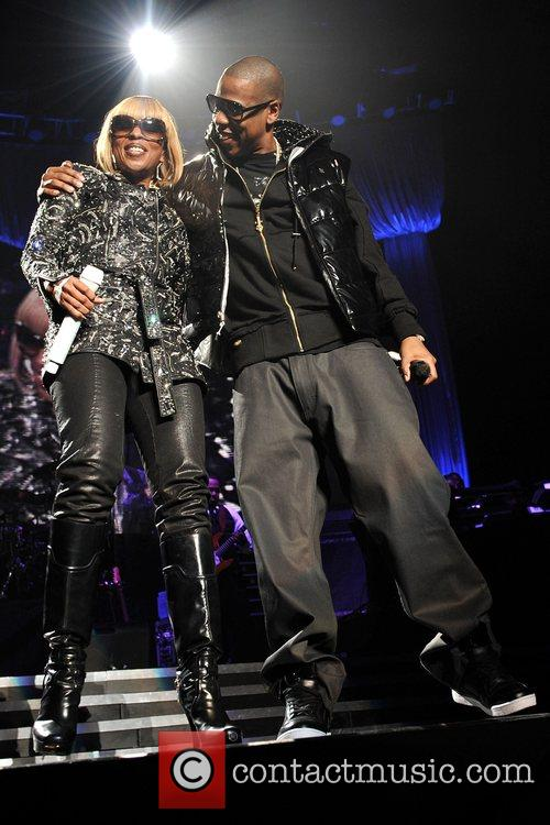 Mary J Blige and Jay-z 2