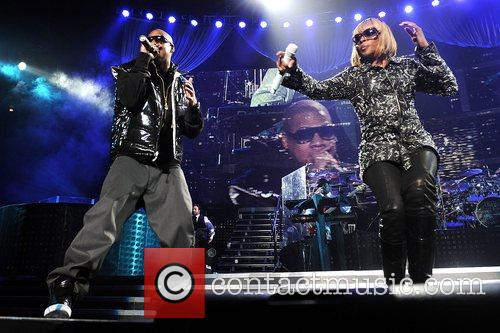 Mary J Blige and Jay-Z 15