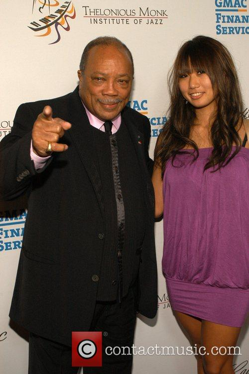 Quincy Jones and Herbie Hancock 4