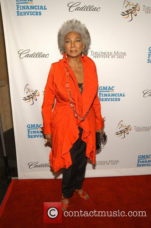 Nichelle Nichols Thelonious Monk International Jazz Competition and...