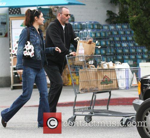 Jean Reno and Nathalie Dyszkiewicz 6