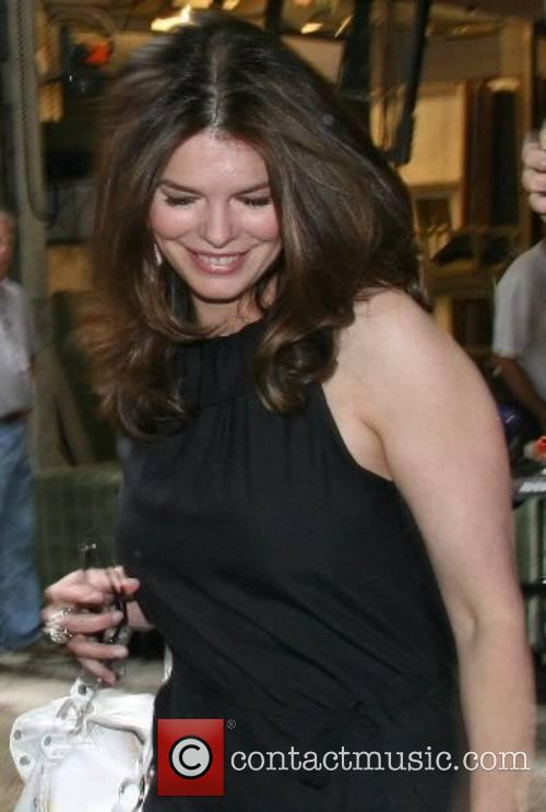Jeanne Tripplehorn leaving ABC Studios after appearing on...
