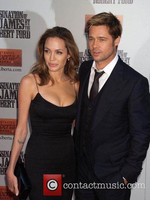 Angelina Jolie and Jesse James 2