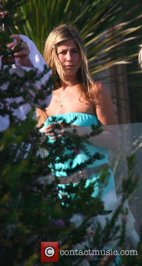 Jennifer Aniston, Malibu Beach