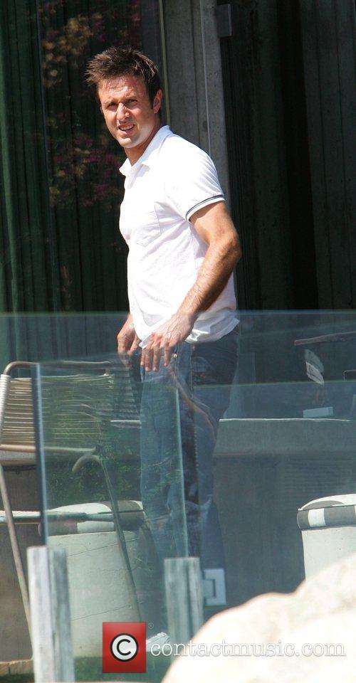 David Arquette * ALL GOOD FRIENDS Star-studded Sunday...