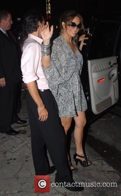 Jennifer Lopez, Mark Anthony