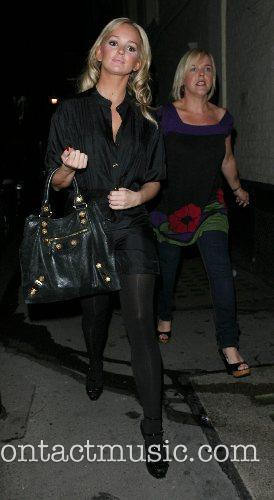 Jennifer Ellison and Conan O Brien 2