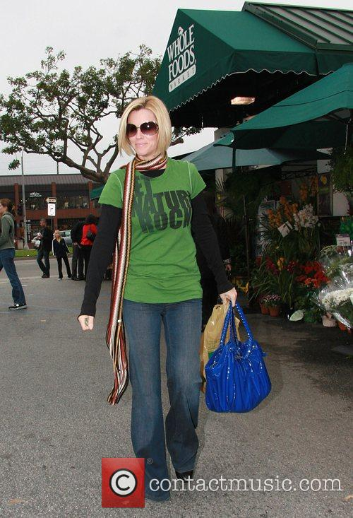 Leaving Whole Foods Market with a bag of...