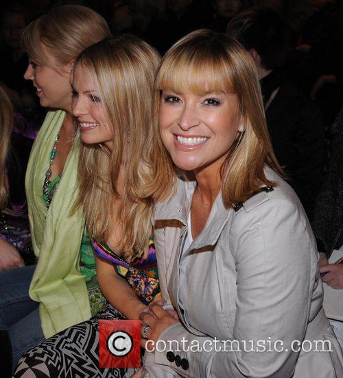 Anastacia, Hannah Sandling and London Fashion Week 9